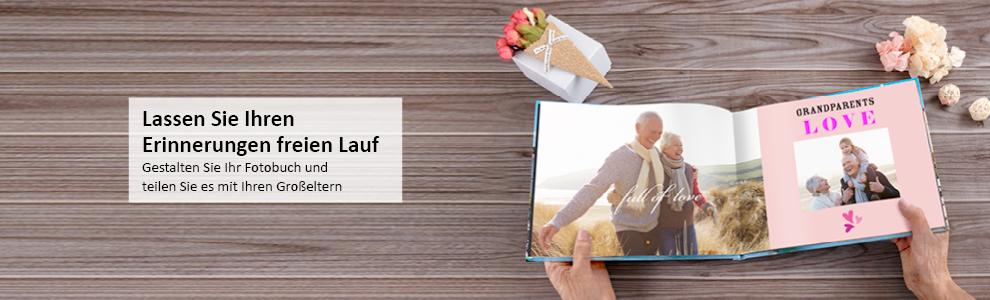 Personalisiertes Fotobuch