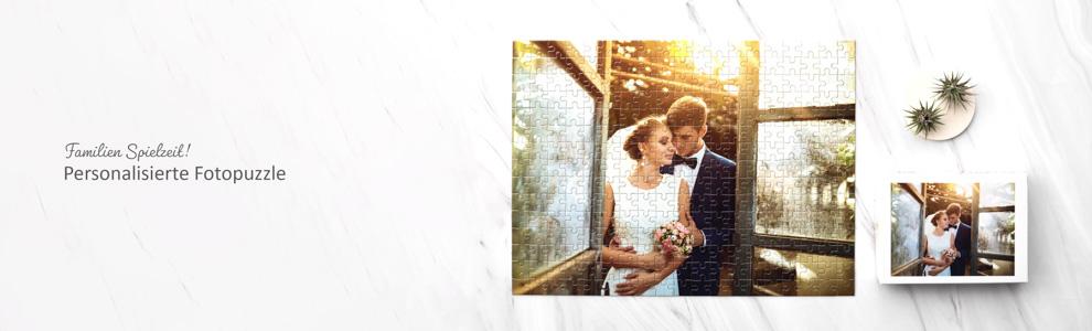 Personalisierte Foto-Puzzles