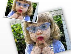Kinder-Puzzle