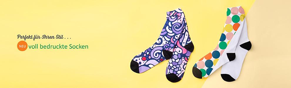 Personalisierte Socken