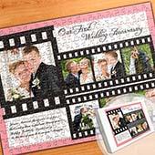 Schönste Erinnerungen Foto-Puzzle