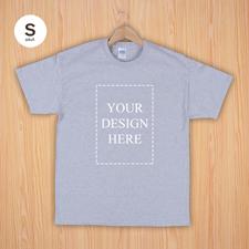Keep calm und frag Mutti T-Shirt Personalisieren Größe S Small Silber Grau
