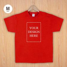 Keep calm und frag Mutti T-Shirt Personalisieren Größe M Medium Rot