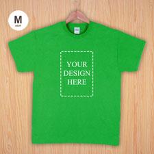 Keep calm und frag Mutti T-Shirt Personalisieren Größe M Medium Grün