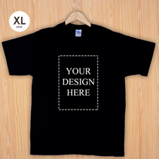 Keep calm und frag Mutti T-Shirt Personalisieren Größe XL Schwarz