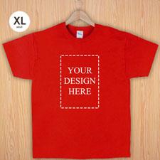 Keep calm und frag Mutti T-Shirt Personalisieren Größe XL Rot