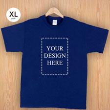 Keep calm und frag Mutti T-Shirt Personalisieren Größe XL Navy Dunkelblau