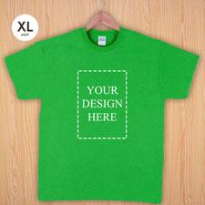 Keep calm und frag Mutti T-Shirt Personalisieren Größe XL Grün