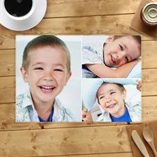 Kollage 3 Fotos Tischset Platzdeckchen