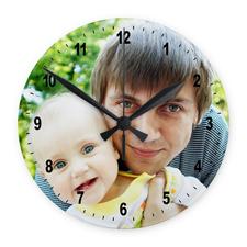 Schöne Erinnerungen Uhr Fotocollage 20,3 cm Selbst Gestalten