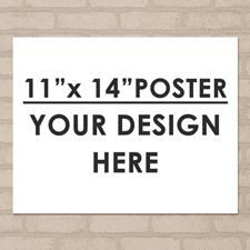 Foto Poster Vollbild 27,9 x 35,6 cm Querformat