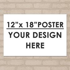 Foto Poster Vollbild 30,5 x 45,7 cm Querformat