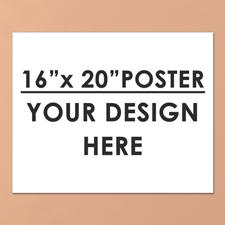 Foto Poster Vollbild 40,6 x 50,8 cm Querformat