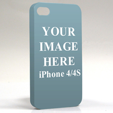 3D iPhone 4/4S Slim Case Fotoalbum Personalisieren