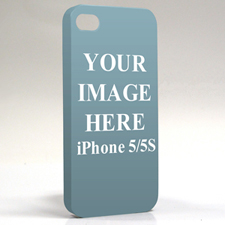 iPhone 5/5S Slim Case Fotoalbum 3D Personalisieren