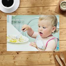 Essen macht Spaß Tischdeckchen für unsere Kleinen 410x285 mm personalisieren