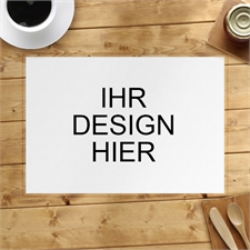 Ihr Design drucken wir auf Tischsets Platzdeckchen 410 x 285 mm