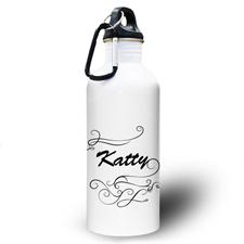 Wirbelwind Wasserflasche Mein Design