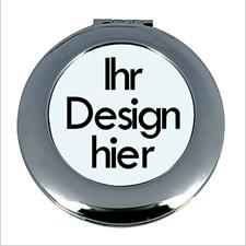 Mein Design Taschenspiegel selbst gestalten