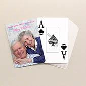 Urlaub Großdruck Spielkarten zum Selbstgestalten
