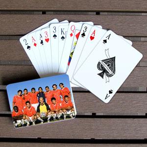 Klassentreffen Spielkarten Standard Querformat