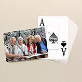 Wiedersehen Großdruck Kartenspiel Querformat