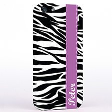 Zebra Case iPhone5