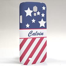 US Flagge Samsung S4 Case Personalisieren
