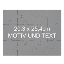 Magnetischfotopuzzel 20,3 x 25,4 cm