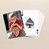 Vatertag Personalisierte Spielkarten Standard Hochformat