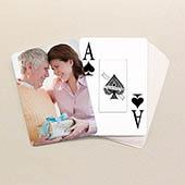 Vatertag Großdruck Personalisierte Spielkarten