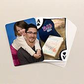 Vatertag Modernes Kartenspiel Vorder- und Rückseite gestaltbar