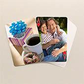 Vatertag Einfache Fotospielkarten