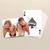 Party Querformatige Foto-SpielkartenSelbstgestalten