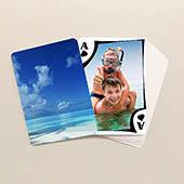 Party Moderne Spielkarten Beidseitig Gestaltbar