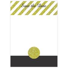 Moderne Hochzeit Save the Date Einladungskarte Gestalten 127x178