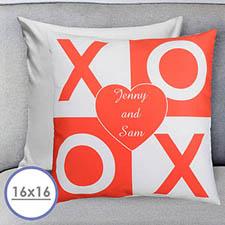 XOXO Fotokissen gestalten 40,6 x 40,6 cm