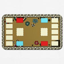 Personalisierte Spielmatten  35,6 X 61,0 cm