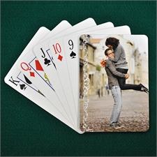 Hochzeitsspielkarten Weisse Spitze Hochformat