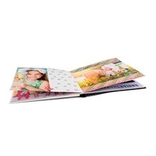 21,59 x 27,94 cm Personalisiertes Fotobuch layflat Bindung