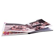27,94 x 35,56 cm Personalisiertes Fotobuch layflat Bindung