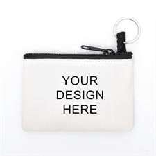 Geldbörse Schlüsselring und Reißverschluss mit Foto Gestalten Personalisieren