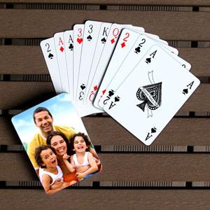 Wiedersehen Bridge Spielkarten