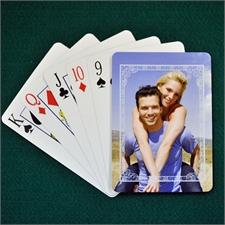 Brautpartygeschenk Personalisierte Foto-Spielkarten