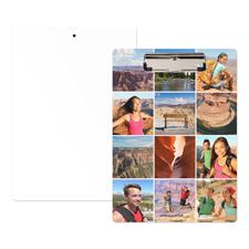 Collage Personalisiertes Klemmbrett