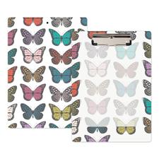 Schmetterlinge Personalisiertes Klemmbrett