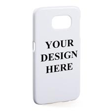 Samsung Galaxy S6 Tasche Personalisieren Glänzendes Finish