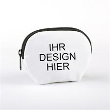 Kleiner Accessoire Beutel mit Reißverschluss Personalisieren 12,7 x 10,2 x 2,5 cm Gleiches Design