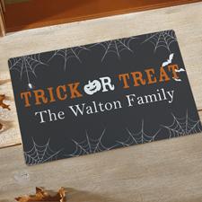 Halloween Fußmatte Schmutzfangmatte Personalisieren
