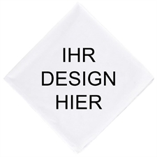 Taschentuch Accessoire Gestalten und Personalisieren 35,6 x 35,6 cm